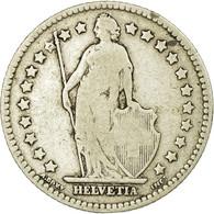 Monnaie, Suisse, Franc, 1894, Paris, TB, Argent, KM:24 - Suisse