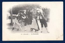 Sorrento. La Tarantella. Ballo Tipico Della Tradizione Napoletana. Ca 1900 - Dances