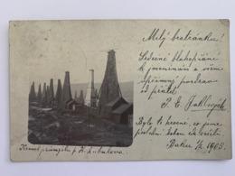 Baku Azerbaijan 1905 - Azerbaiyan