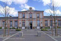 Dol-de-Bretagne (35)- Gare (Edition à Tirage Limité) - Dol De Bretagne