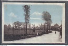 Carte Postale 59. Catillon-sur-Sambre  Route Du Cateau Très Beau Plan - France
