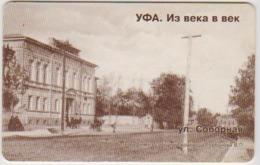 #12 - RUSSIA-009 - UFA - SOBORNAYA STREET - 25.000EX. - Rusia