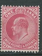 Inde Anglaise  -   - Yvert N°   75 *  - Ava 28122 - 1902-11 King Edward VII