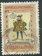 Inde Portugaise  -   - Yvert N°   480 Oblitéré    - Ava 28135 - Inde Portugaise