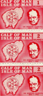 Churchill ROULETTED - MNH - Postfris ! - Man (Ile De)