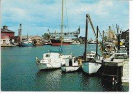 Ships & Boats In Port. Køge  Denmark.   B-3714 - Handel