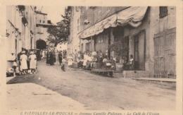 13/ Vitrolles Le Roucas - Avenue Camille Pelletan - Belle Animation Café De L'Union - - France
