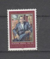 NATIONS  UNIES  GENEVE   1987      N° 157  NEUF**    Catalogue Zumstein - Ungebraucht