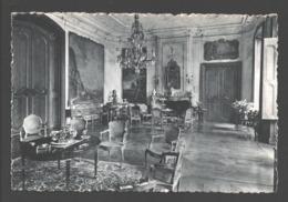 Attre - Château D'Attre - Le Salon D'été Avec Ses Toiles D'Hubert Robert - Nels Bromurite - Brugelette
