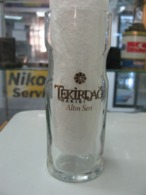 AC - TEKIRDAG RAKI ALTIN SERI - GOLDEN SERIES GLASS FROM TURKEY - Autres Collections