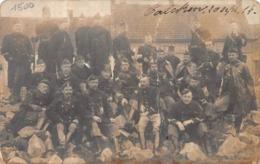 Fotokaart Kalken 1914 - Laarne