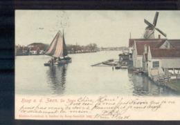 Koog Aan De Zaan - Molen - 1905 - Grootrond - Pays-Bas