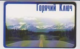 #12 - RUSSIA-036 - KRASNODAR - GORYACHY KLYUCH - SHELL - Rusia