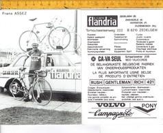 659 - CYCLISME - WIELRENNEN - FRANS ASSEZ - Cyclisme