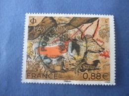 N° XXXX LASCAUX - Used Stamps