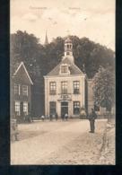 Ootmarsum - Stadhuis - 1912 Mooie Oude Kaart. - Ootmarsum