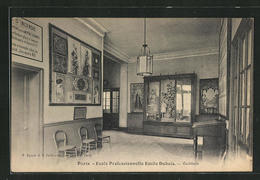 CPA Paris, Ecole Professionnelle Emile Dubois, Vestibule - Non Classificati