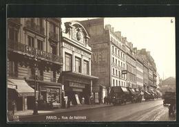 CPA Paris, Rue De Rennes, Royal Hotel - Bar, Alberghi, Ristoranti