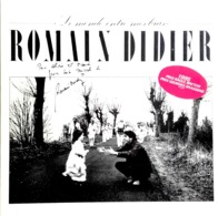 """Romain Didier  """" Le Monde Entre Mes Bras """" - Vinylplaten"""