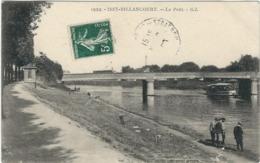 Hauts De Seine : Issy- Billancourt, Le Pont - Issy Les Moulineaux