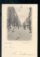 Groningen Heerestraat 1901 - Grootrond Amsterdam Uitgeest C - Groningen
