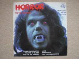 GEOFF LOVE - HORROR MOVIE THEMES - (EMI) (LP) - Soundtracks, Film Music