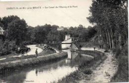 CREGY Près MEAUX - LE CANAL De L' OURCQ Et Le PONT - - Frankrijk