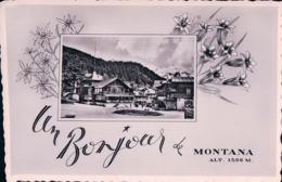 Un Bonjour De Montana VS (13750) - VS Valais