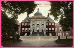 S'Gravenhage - Huis Ten Bosch - Animée - Edit. B. SJOUKE - Oblit. A26 - 1913 - Den Haag ('s-Gravenhage)