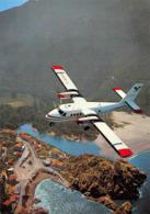 Porto Ota Calvi Propriano Olbia Avion Twin Otter Air Alpes - Frankrijk