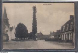 Carte Postale 59. Boeseghem Estaminet De La Rose Blanche  Très Beau Plan - France
