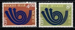Belg. 1973 EUROPA OBP/COB 1669/70** MNH - Belgien