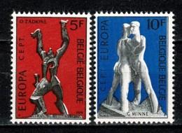Belg. 1974 EUROPA OBP/COB 1714/15** MNH - Belgien