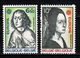 Belg. 1975 EUROPA OBP/COB 1766/67** MNH - Belgien