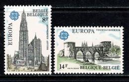 Belg. 1978 EUROPA OBP/COB 1891/92** MNH - Belgien