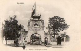 TONKIN - Hanoï - Caserne De La Milice - Viêt-Nam