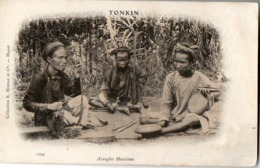 TONKIN - Aveugles Musiciens - Viêt-Nam