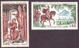 France  1966 - History Of France  Cond.  MNH - Nuevos