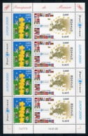 RC 13897 EUROPA 2000 MONACO BLOC FEUILLET NEUF ** MNH - 2000
