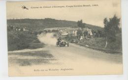 AUTOMOBILES - Course Du CIRCUIT D'AUVERGNE - Coupe GORDON BENNET 1905 - ROLLS Sur Sa WOLSELEY (Angleterre) - Sonstige