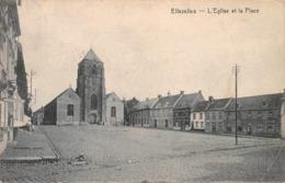 L'Eglise Et La Place - Ellezelles - Ellezelles