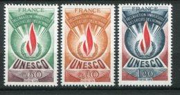 14837 FRANCE  Service N° 43/5 **  U.N.E.S.C.O Déclaration Universelle Des Droits De L'Homme    1975    TB - Service