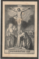 Knesselare, Sint-Joris-ten-Distel, 1922, Julie D'Hondt, De Dobbelaere - Images Religieuses