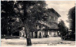 77 AVON-FONTAINEBLEAU - Les Cascades - Hotel Beauséjour - En Pleine Forêt - Avon