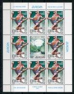 RC 13903 EUROPA 2001 MONTENEGRO BLOC FEUILLET NEUF ** MNH - 2001