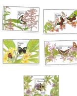 Les 5 Blocs ** - Papillons