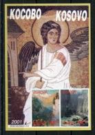 RC 13904 EUROPA 2001 KOSOVO BLOC FEUILLET NEUF ** MNH - 2001