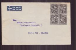 PORTUGAL ENVELOPPE DU 15 DECEMBRE 1965 DE LISBOA POUR PARIS - 1910-... República