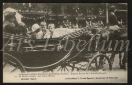 Postcard / CPA / ROYALTY / Belgique / België / Prince Leopold / Prins Leopold / Unused / Antwerpen / Anvers / 1912 - Familles Royales