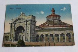 Wien II - Rotunde - Vienna